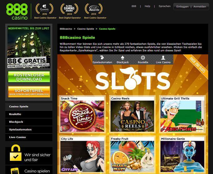 online casinos deutsch