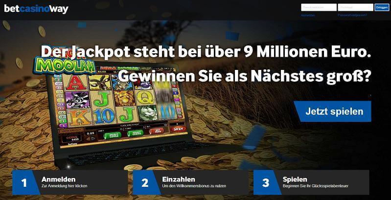 betway als empfehlenswertes Online Casino