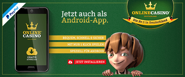 Online Casino Mobil PayPal