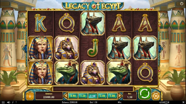 Legacy of Egypt kostenlos testen