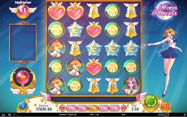 Moon Princess kostenlos testen