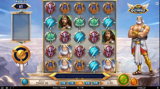 Rise of Olympus kostenlos testen