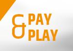 Pay N Play Casino – Einzahlung ohne Wartezeit und ohne Registrierung