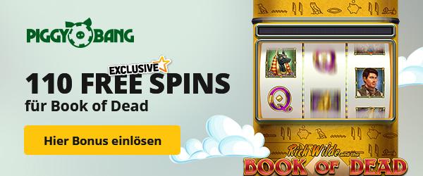 Piggybang 110 Freespins