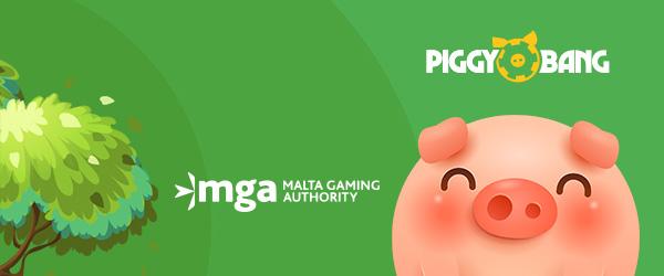 Piggy Bang Casino Lizenz