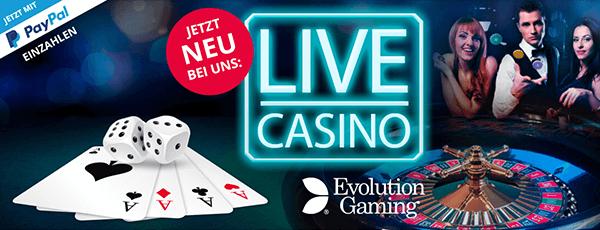 Platin Casino Live