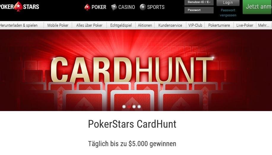 PokerStars betrug oder seriös