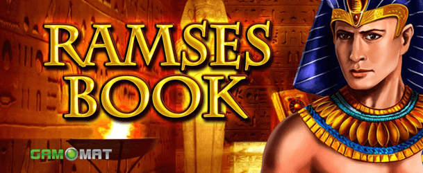Ramses Book slot logo