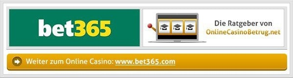 bet365 casino erfahrungen