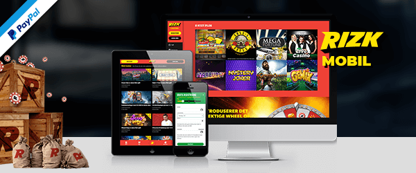 Rizk Casino Mobil Paypal
