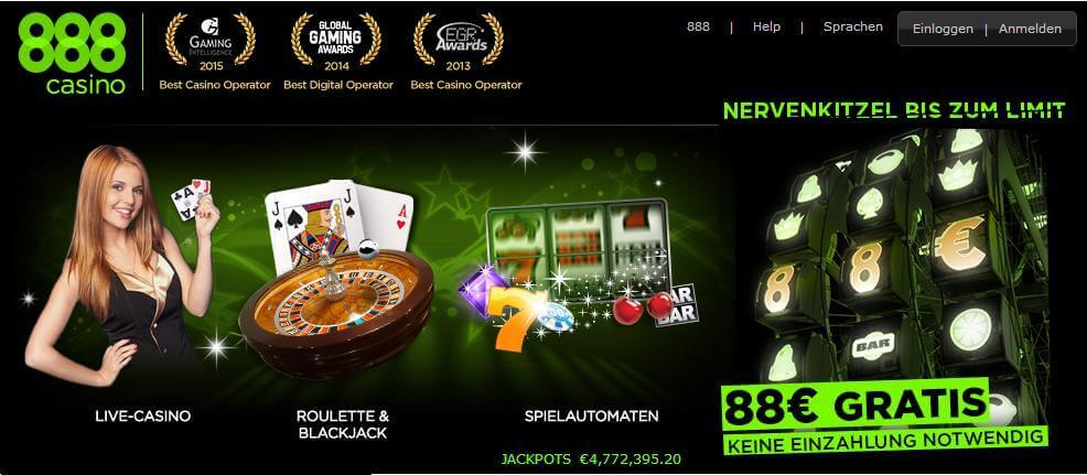 888 online casino sizzling game