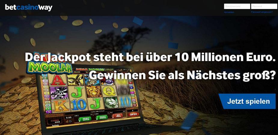 Slots Casino mit Echtgeld