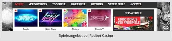 spieleangebot_RedbetCasino