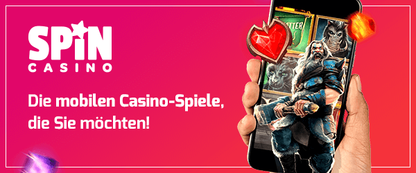 spin casino mobil