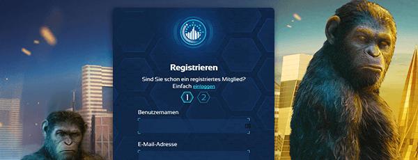 Spintropolis Casino Registrierung