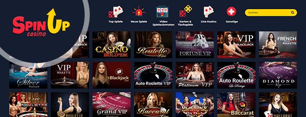 SpinUp Casino Erfahrungen