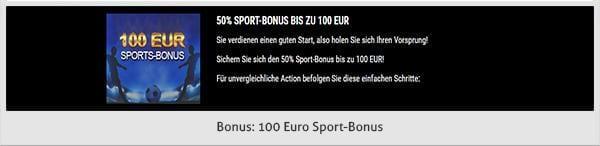 ReadyToBet Sportwetten Bonus
