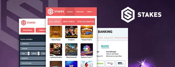 Stakes Casino App