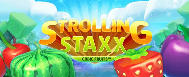 Strolling Staxx logo