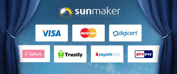 Sunmaker Auszahlung Giropay