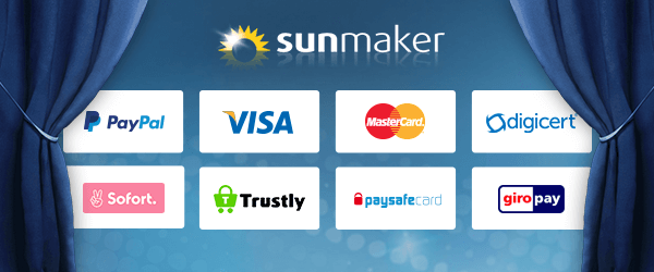 Sunmaker Casino Zahlungsmethoden
