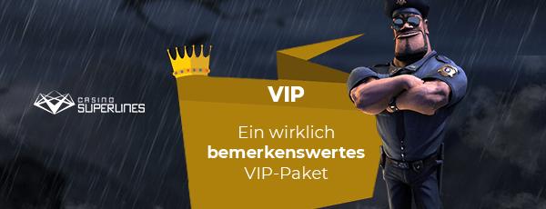 Superlines Casino VIP