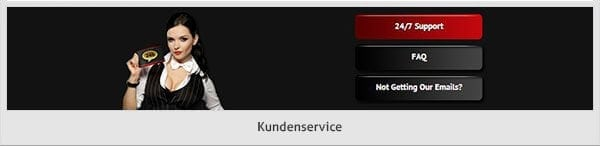 Kundenservice Casino RedKings