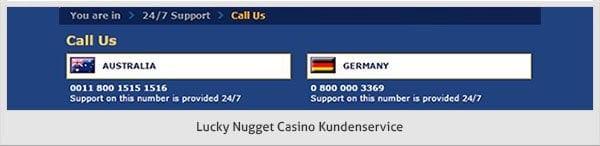Lucky Nugget Casino Lizenz