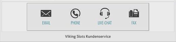 Viking Slots Casino Kundenservice