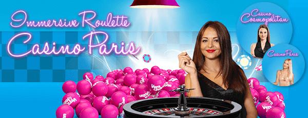 Vera&John Casino Live Spiele