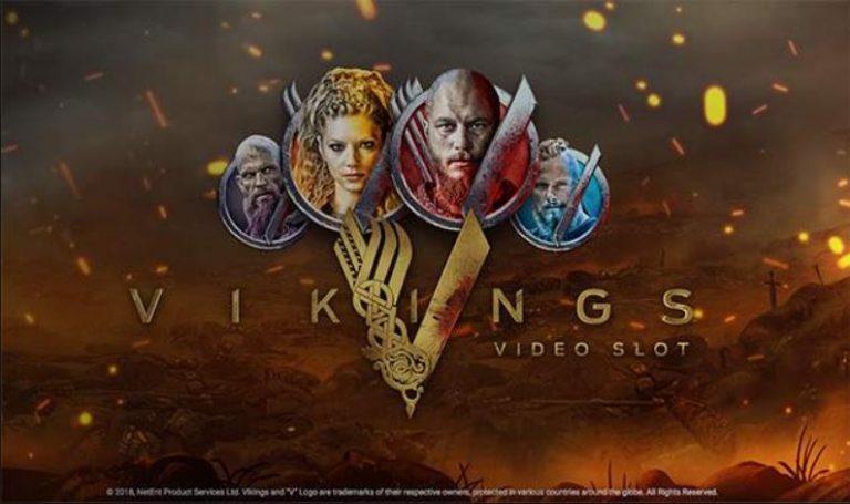 vikings slot image