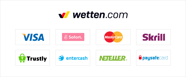 Wetten.com Zahlungen