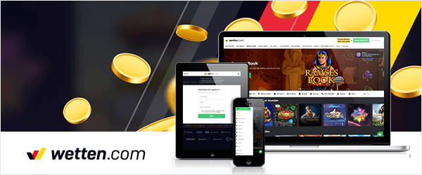 Wetten.com Casino Mobile App