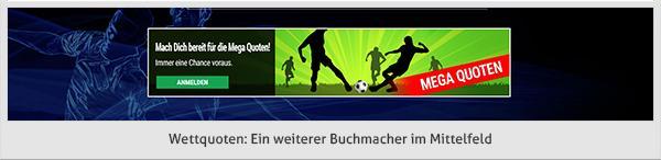 ReadyToBet Sportwetten Quoten