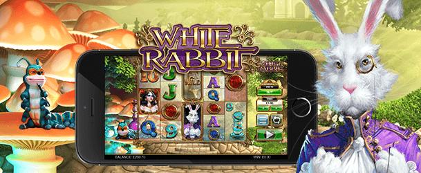 White Rabbit slot mobil