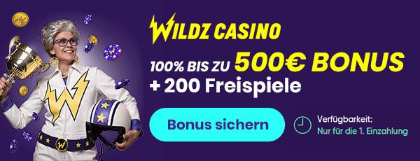 Wildz Casino Erfahrung