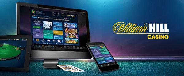 William Hill Casino Mobil