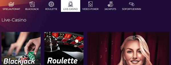 Winstar Casino Live Casino